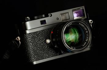 Leica M9-P Manual for Leica Stunning Mirrorless Camera