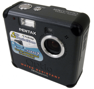 Pentax Optio 43WR Manual for Your Great Compact with Waterproof Case