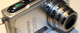 Pentax Optio S7 Manual for Pentax Slimmest Compact Ever