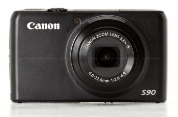 Canon PowerShot S90 Manual, Manual of More than Just an Ordinary Compact Camera