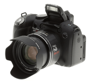 Canon PowerShot SX1 IS Manual User Guide and Detail Secification