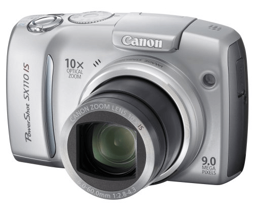 Canon PowerShot SX110 IS © | User Manual in PDF