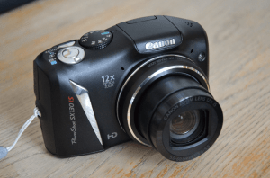 Canon PowerShot SX130 IS Manual for Canon Stylish Mid-Size Camera