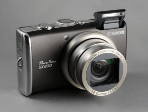 Canon PowerShot SX200 IS Manual User Guide and Specification