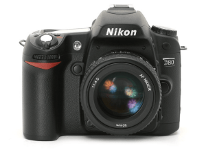Nikon D80 Manual for Nikon's Affordable DSLR with Sophisticated Features