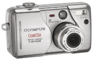 Olympus C-50 Zoom Manual, a Manual for Olympus Early Generation of Compact