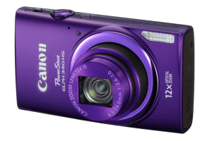 Canon PowerShot ELPH 340HS Manual for Canon ELPH 330HS's Younger Brother