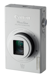 Canon PowerShot ELPH 530HS Manual for Canon's Pocketable Camera
