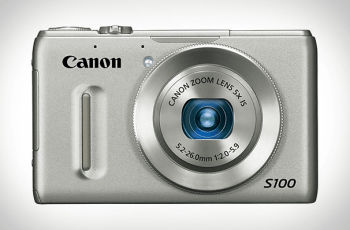 Canon PowerShot S100 Digital ELPH Manual User Guide and Specification