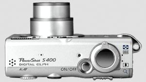Canon PowerShot S400 Manual User Guide and Specification