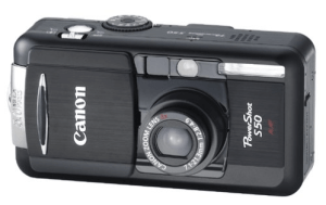 Canon PowerShot S50 Manual User Guide and Detail Specification