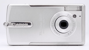 Canon PowerShot SD10 Manual User Guide and Specifications