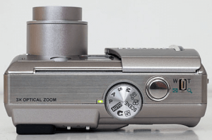 Olympus C-60 Manual for Olympus Silvery Compact
