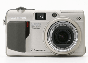 Olympus C-7000 Zoom Manual User Guide and Review