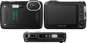 Olympus TG-630 iHS Manual: Manual of Olympus's Rugged Pocket-Friendly Compact