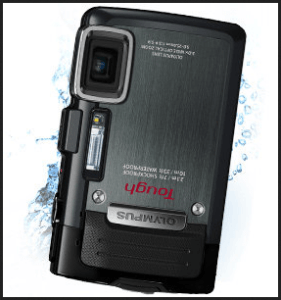 Olympus TG-830 iHS Manual for Olympus Rugged Underwater Compact