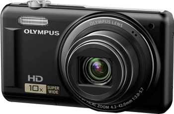 Olympus VR-310 Manual for Olympus Bright-Styled Compact