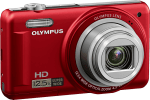 Olympus VR-320 Manual for Olympus Slimmest Compact