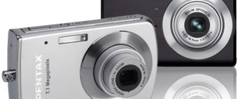 Pentax Optio M30 Manual User Guide and Review