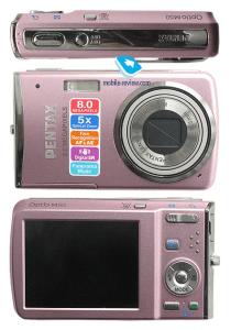 Pentax Optio M50 Manual for Sophisticated Optio M Camera