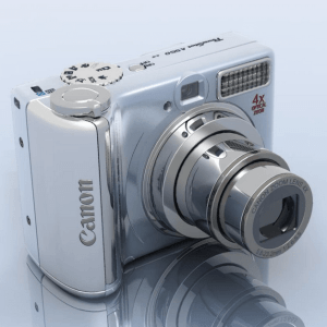 Canon PowerShot A550 Manual for Canon's Petite Photography Device