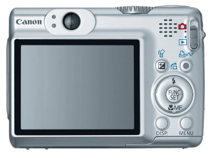 Canon PowerShot A560 Manual User Guide and Camera Specification
