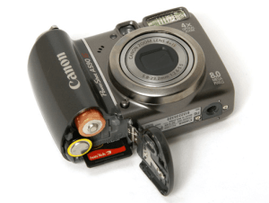Canon PowerShot A590 IS Manual, Manual of Truly Complete-Packaging Compact Camera