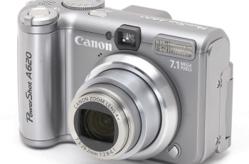 Canon PowerShot A610 Manual User Guide and Detail Specification