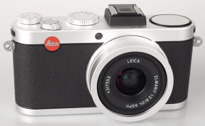 Leica X-E Manual for Leica's High Delicacy