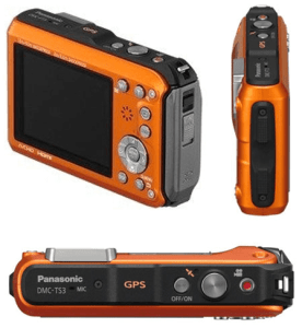 Panasonic DMC-FT3 Manual for Panasonic's Solidly Rugged Camera