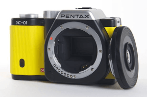 Pentax K-01 Manual for Pentax's Unique Mirrorless Camera You'll be Attracted to