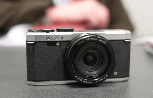 Pentax MX-1 Manual for Pentax's Retro-look Camera with Rich Feature