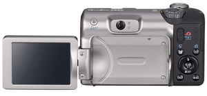 Canon PowerShot A650 IS Manual, a Manual of Canon's Top Line A Series Camera
