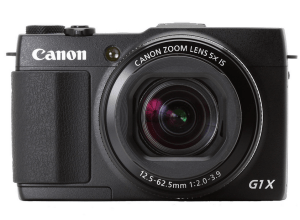 Canon PowerShot G1 X Mark II Manual User Guide and Specification