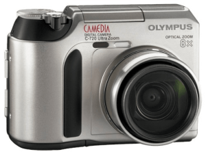 Olympus C-720 Ultra Zoom Manual User Guide and Detail Review 1