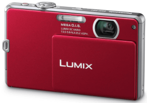 Panasonic DMC-FP3 Manual User Guide and Specification