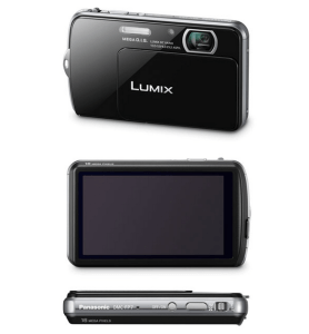Panasonic DMC-FP7 Manual for Panasonic Sleek-Designed Compact