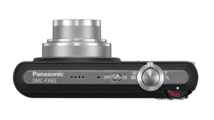 Panasonic DMC-FX65 Manual for Panasonic's High-Featured Camera with Style