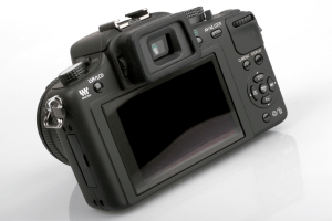 Panasonic DMC-G10 Manual for Panasonic's SLR Quality Camera