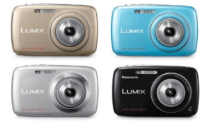 Panasonic DMC-S1 Manual for Panasonic's High-Featured Camera in Style