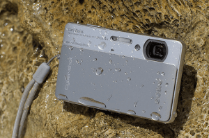 Sony DSC-TX5 Manual, Manual of Sony's Slim and Rugged Camera