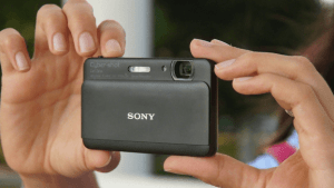 Sony DSC-TX55 Manual (camera slim body)