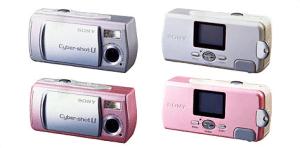 Sony DSC-U10 Manual (Camera Variants)