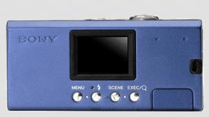 Sony DSC-U40 Manual (camera back side)