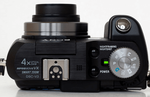 Sony DSC-V3 Manual (Camera side)