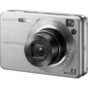 Sony DSC-W120 Manual (Camera front side)