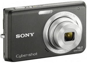 Sony DSC-W180 Manual for the Remarkable Sony's Compact Camera