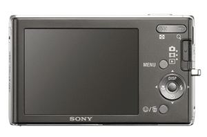 Sony DSC-W190 Manual (back side)