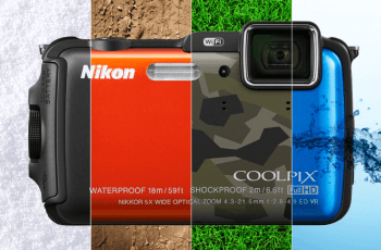 Nikon CoolPix AW120 Manual User Guide and Review