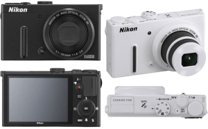 Nikon CoolPix P330 Manual - Camera variant